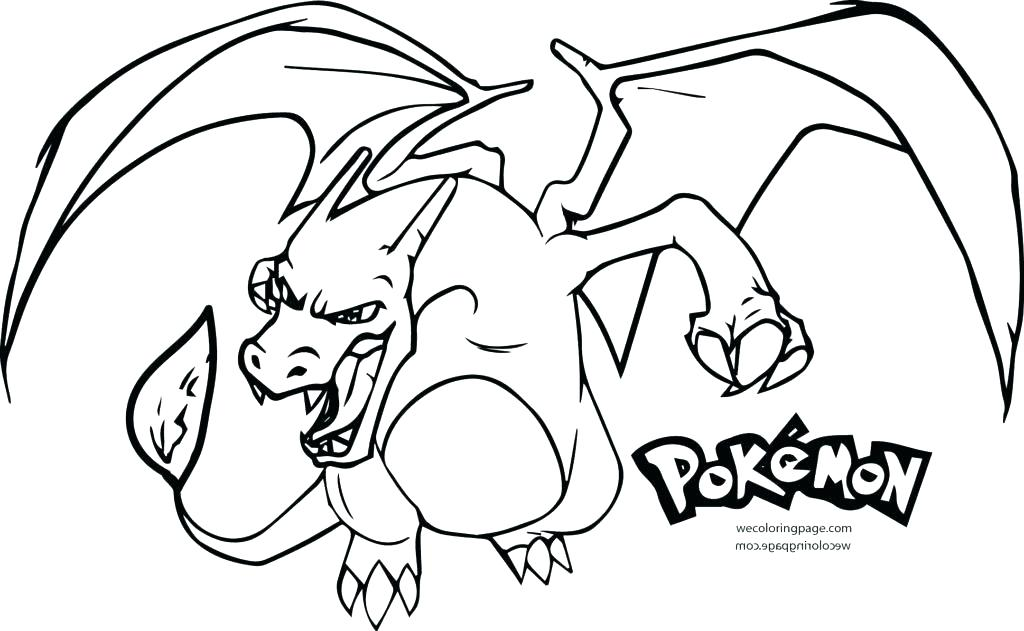 1024x631 Mega Charizard Ex Colouring Pages Also Coloring Page Coloring Page
