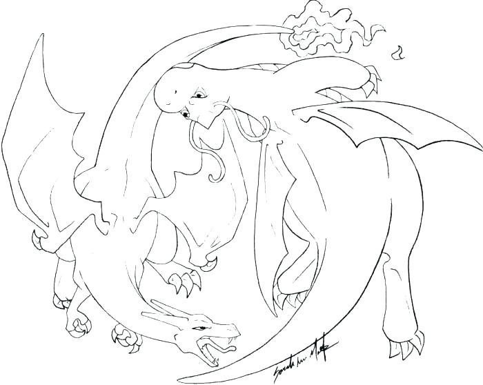 700x558 Charizard Coloring Pages Coloring Page Mega Coloring Page As Well