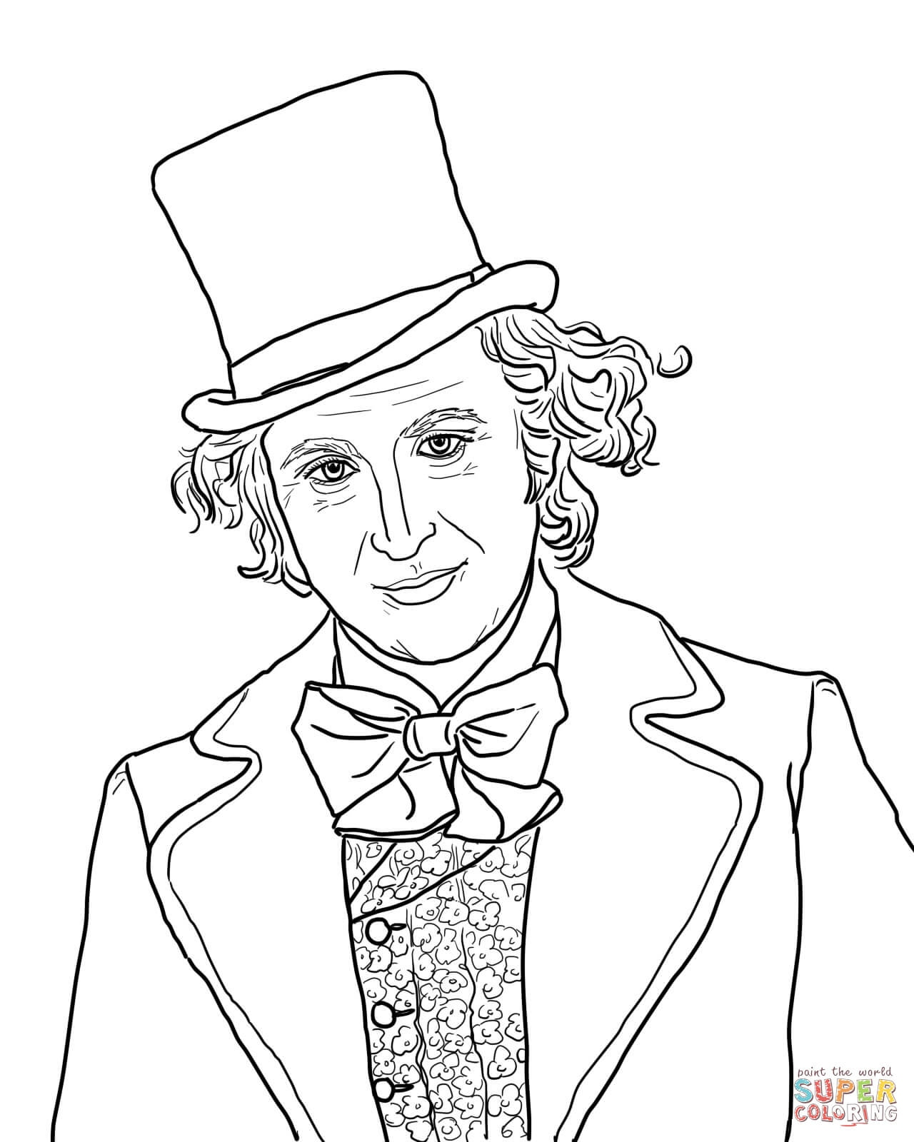 1280x1600 Home Coloring Pages Luxury Charlie And The Chocolate Factory