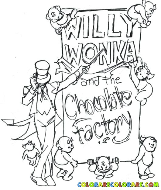530x625 Willy Wonka Coloring Pages Click To See Printable Version Of Willy
