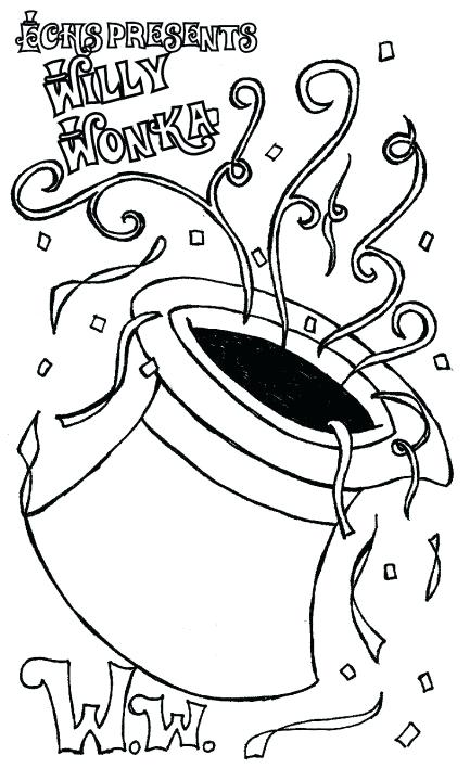 433x720 Willy Wonka Coloring Pages Willy Coloring Pages Charlie