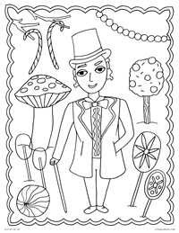 200x259 Coloring Pages