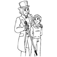 230x230 Willy Wonka Coloring Sheets