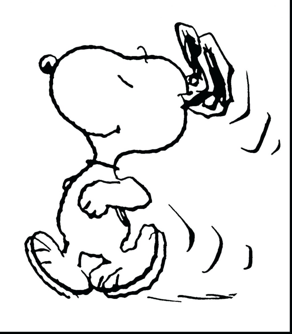 1024x1170 Coloring Pages Snoopy Coloring Pages Spectacular Printable