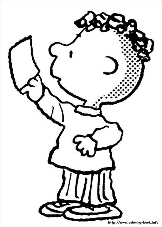 Charlie Brown Valentine Coloring Pages At Getdrawings Com Free For