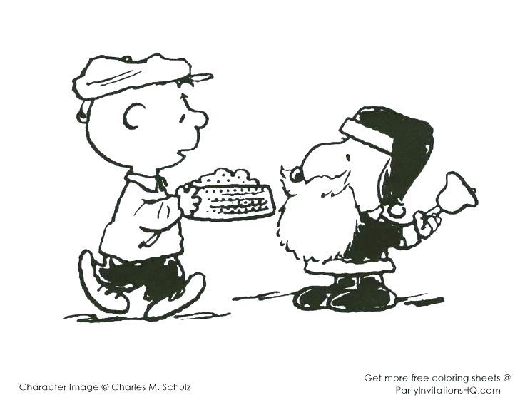 736x568 Charlie Brown Coloring Page Brown Coloring Pages Click To See