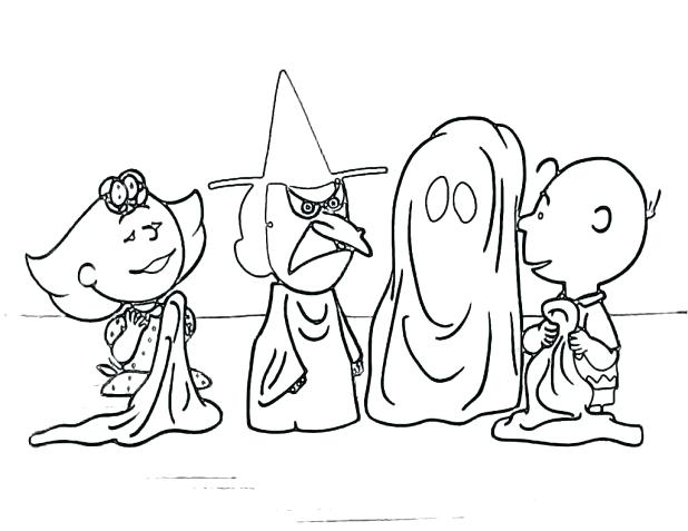 618x477 Blank Pumpkin Coloring Page Coloring Pages Charlie Brown