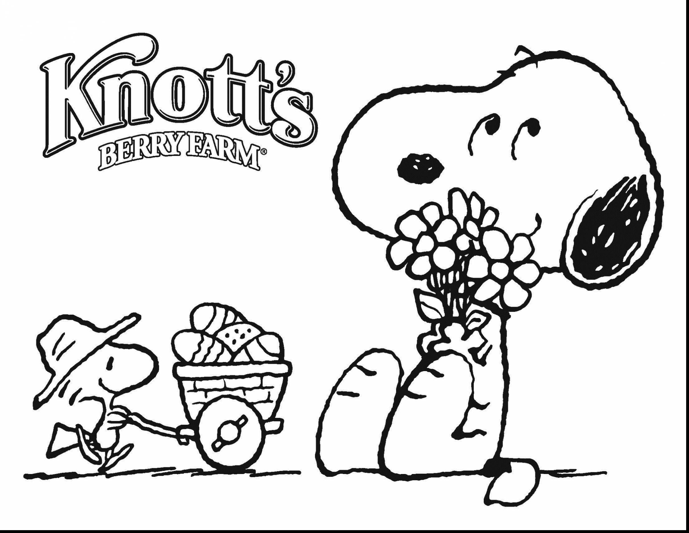 2420x1870 Charlie Brown Christmas Coloring Page In Snoopy Pages