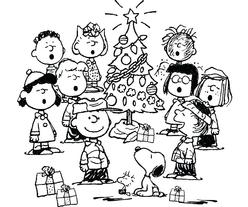 856x712 Christmas Coloring Pages Free Printable As Inspiring Free