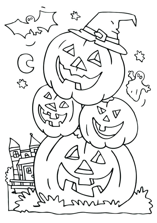 650x919 Pumpkin Patch Coloring Page Free Pumpkin Coloring Pages Printable