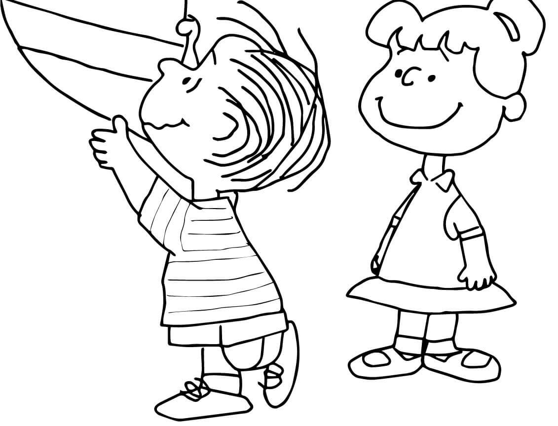 1131x864 Charlie Brownristmas Coloring Page Thanksgiving Pages To Print