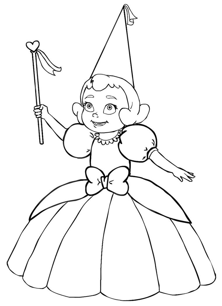 761x1049 Charlotte Coloring Pages