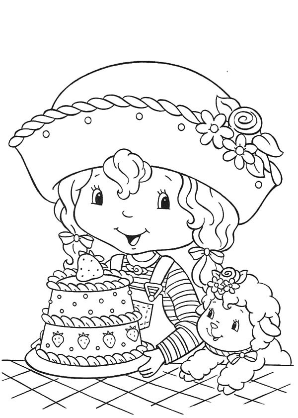600x840 Charlotte Coloring Pages Color Bros