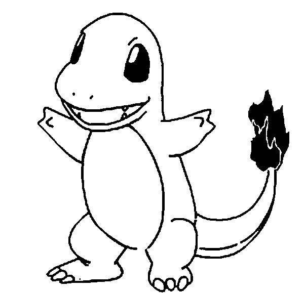 600x579 Coloring Pages Pokemon