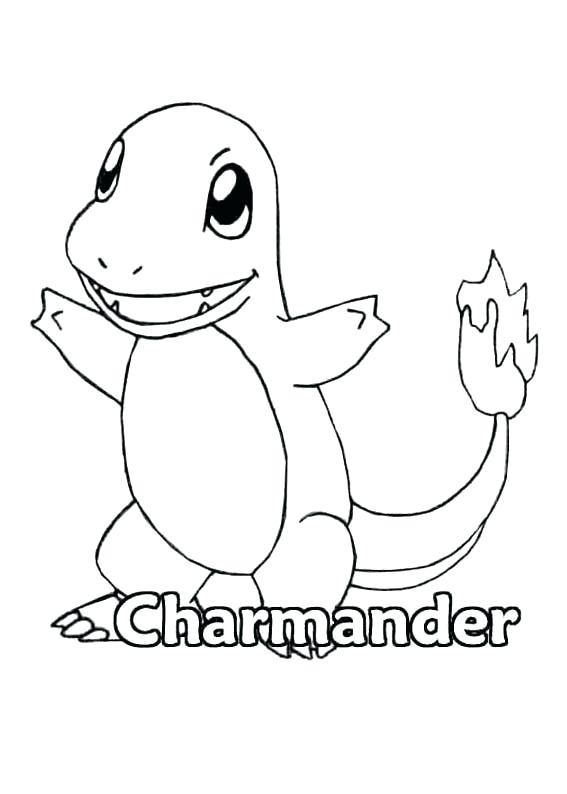 567x794 Charmander Coloring Pages X Charmander Evolution Coloring Pages