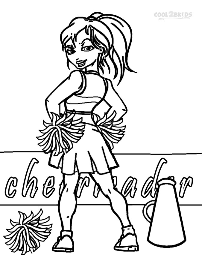 675x850 Cheer Coloring Pages Coloring Pages Cheer Coloring Pages Coloring