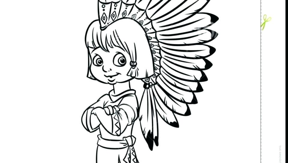 960x544 Cherokee Indian Coloring Pages Coloring Pages Surprising Free