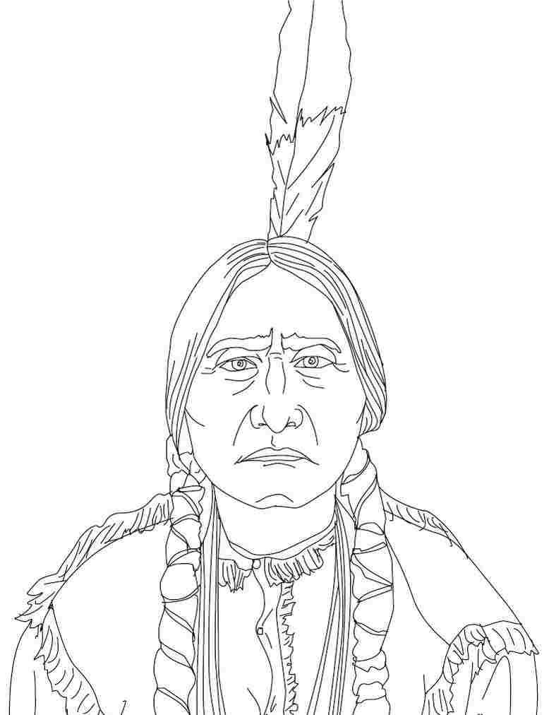 778x1012 Cherokee Indian Coloring Pages Free Coloring For Kids