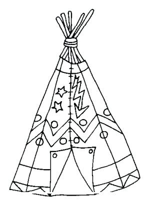 300x413 Cherokee Indian Coloring Sheets Trend India Coloring Pages New