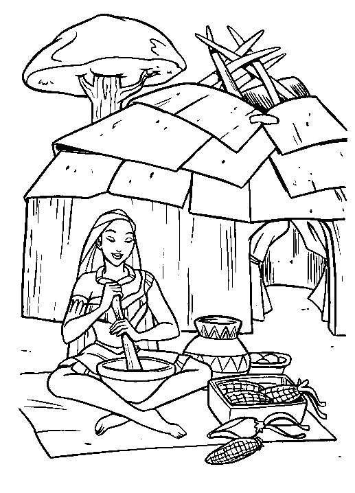 517x718 Cherokee Indian Free Coloring Pages On Art Coloring Pages