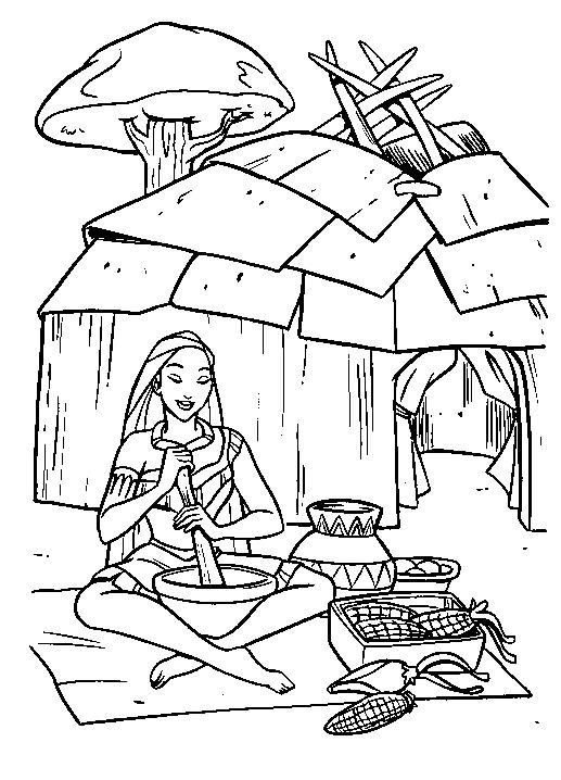 Kindergarten Native American Symbols Coloring Pages Designs Canvas ...   718x517