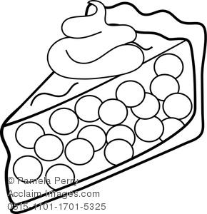 290x300 Awe Inspiring Pie Coloring Page Piece Cherry