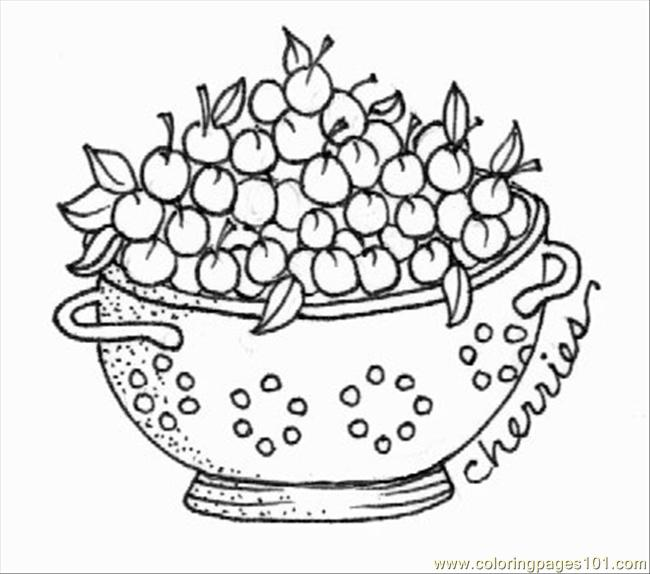 650x574 Best Photos Of Free Printable Cherries