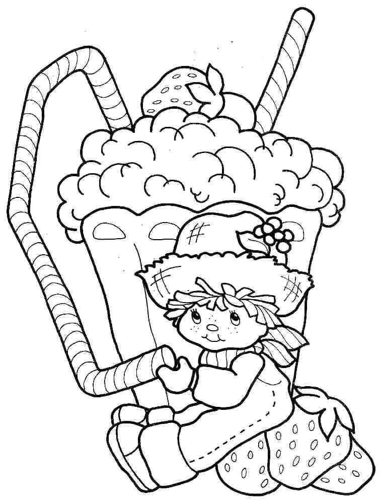 755x997 Cherry Jam Coloring Pages Best Strawberry Shortcake Coloring Pages