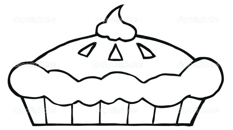 770x430 Coloring Cherry Pie Coloring Pages
