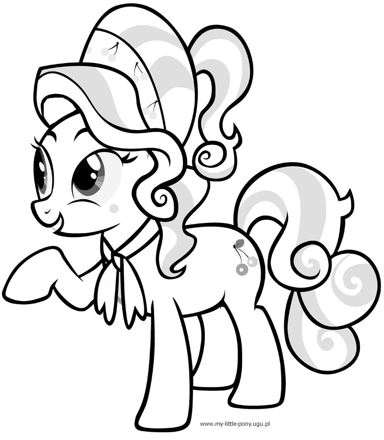 785x900 My Little Pony Sunset Shimmer Coloring Pages