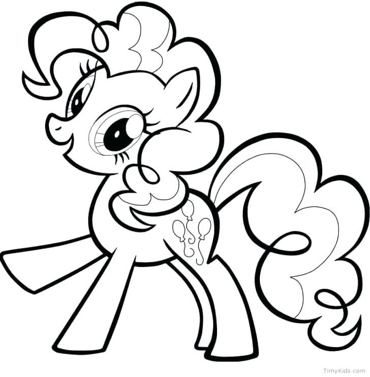 728x742 Pie Coloring Pages Medium Size Of Pinkie Pie Coloring Page