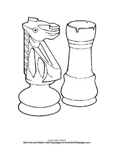 236x299 Chess Piece