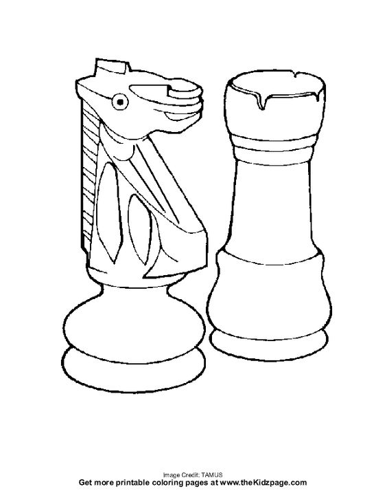 564x714 Chess Pieces