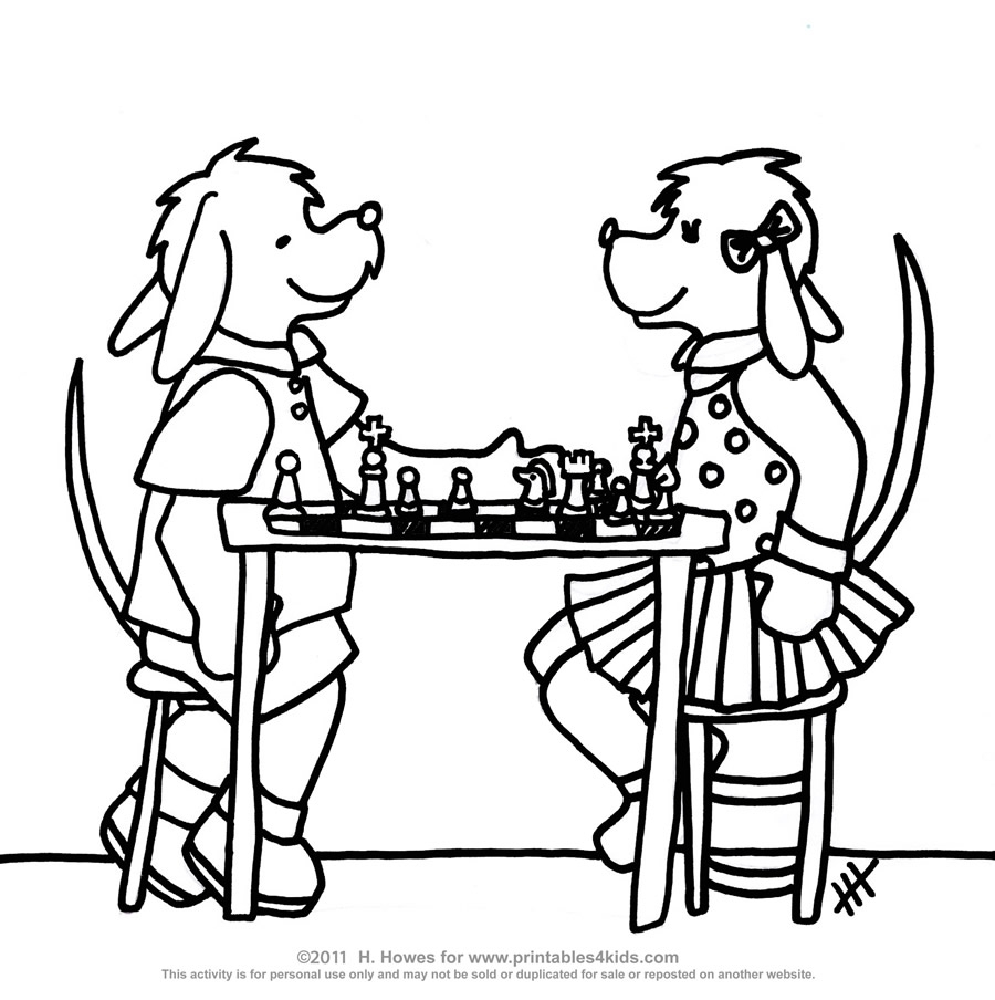 900x904 Best Of Chess Coloring Page Collection Printable Coloring Sheet