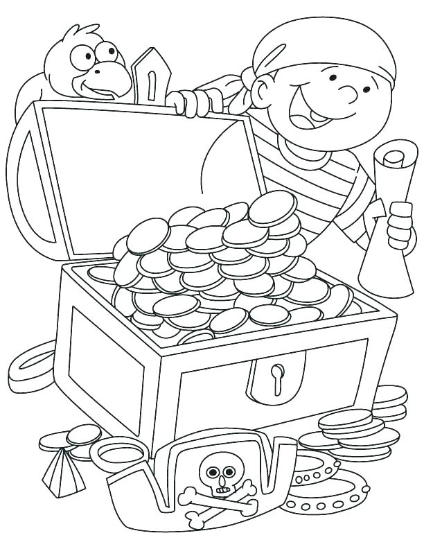 612x792 Pirate Coloring Page Pirate Ship Coloring Pages Pirate Coloring