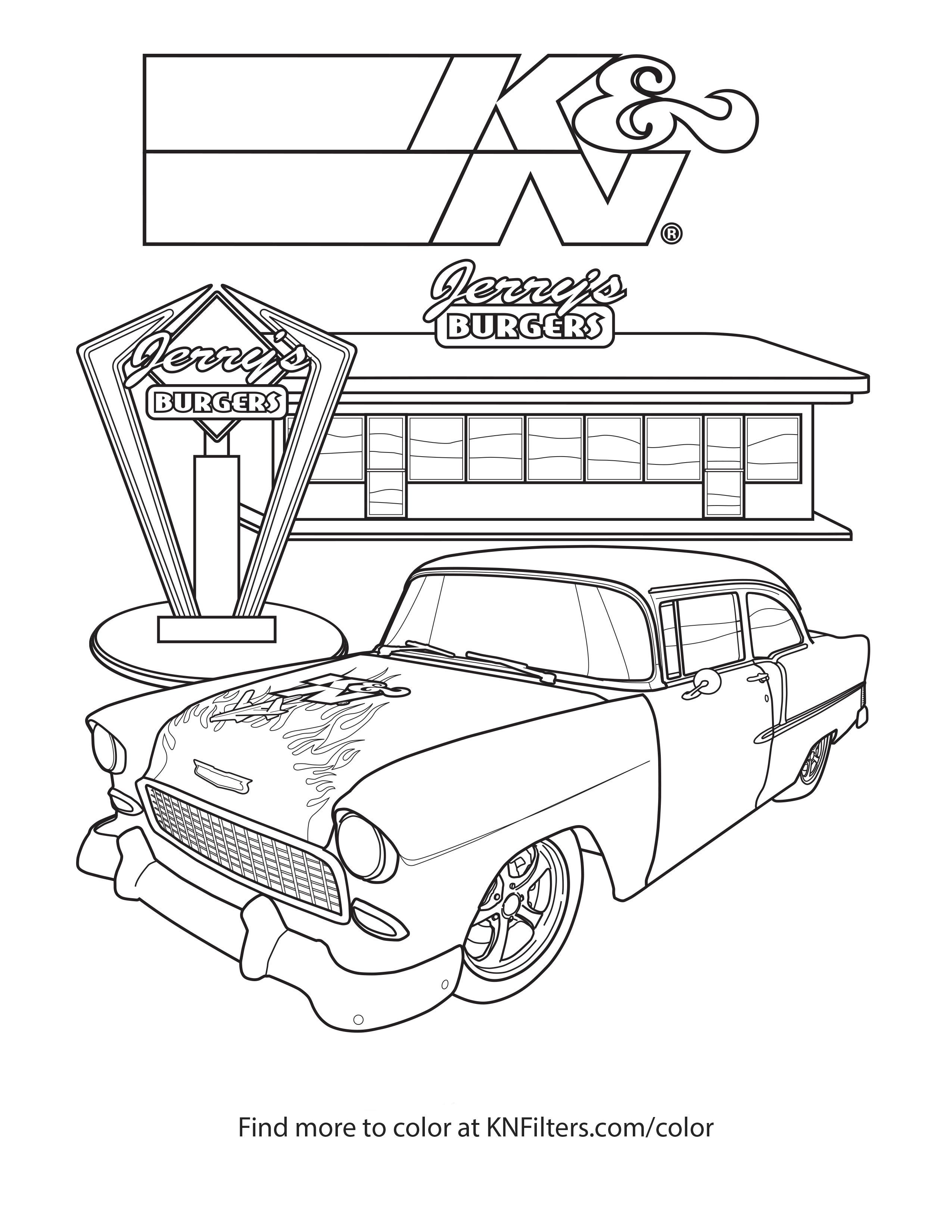 2550x3300 Chevy Camaro Coloring Pages Of For Adults Cars Camaros A Nova High