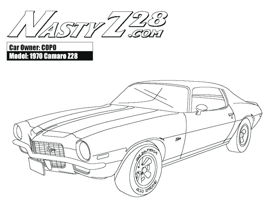 900x674 Chevy Para Colorear Online Muscle Car Coloring Pages Imagenes De