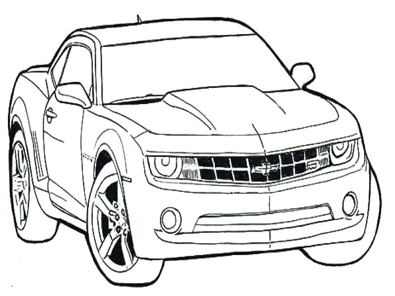 800x600 Chevy Camaro Coloring Pages Printable Coloring Coloring Pages