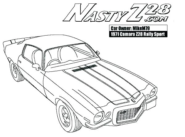 600x443 Chevy Coloring Pages Corvette Coloring Page Chevy Nova Coloring