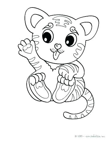 364x470 Cute Animals Coloring Pages Coloring Pages Of Cute Baby Animals