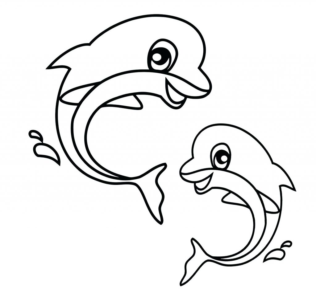 1024x938 Coloring Pages Cute Coloring Pages Popular Animals Best Design