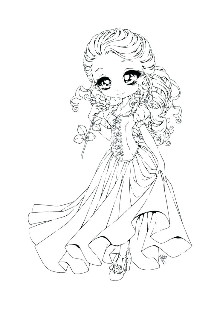 736x1030 Anime Coloring Pages For Girls Sailor Moon Preschool Sweet Print