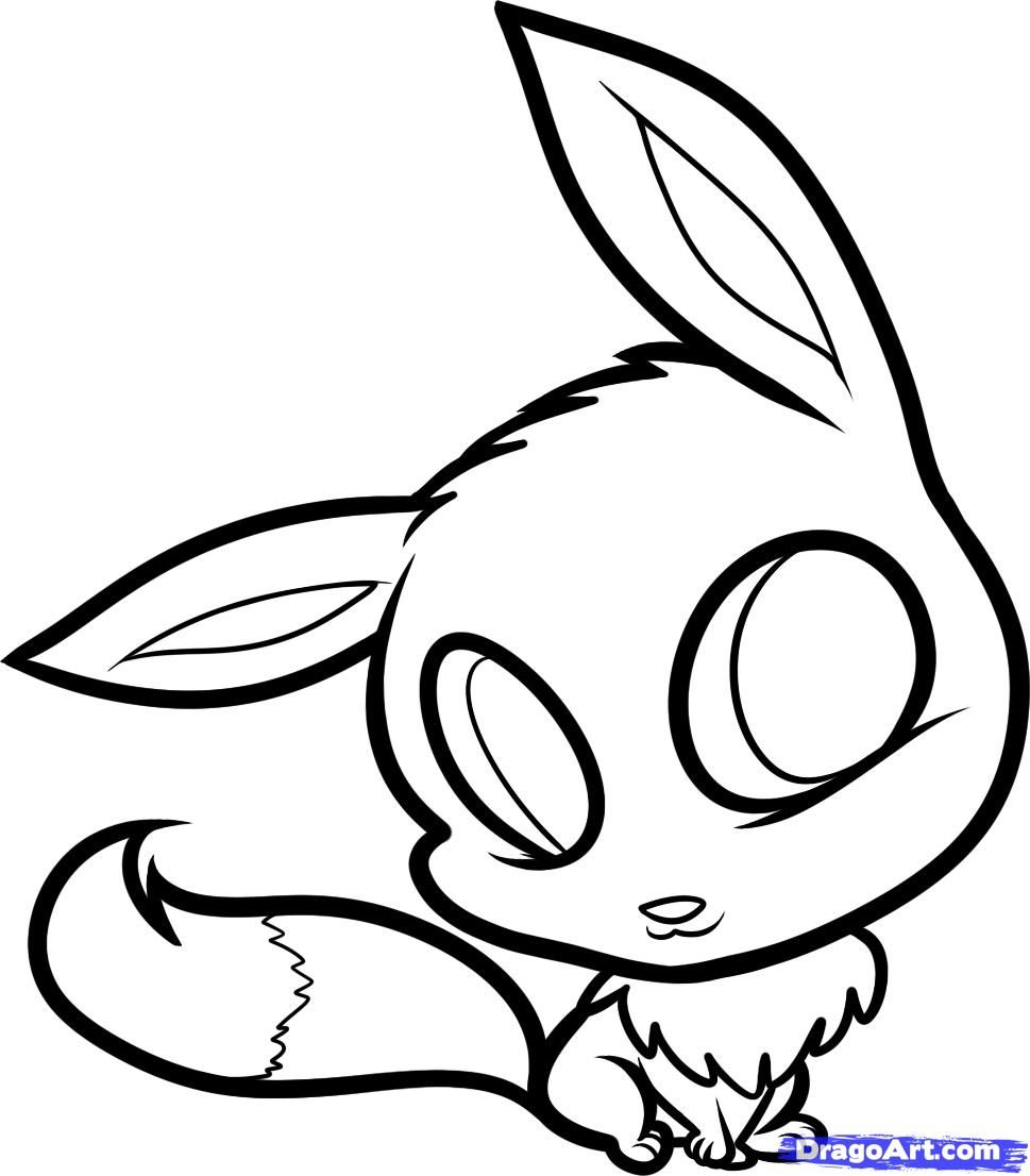 969x1106 Chibi Pokemon Coloring Pages