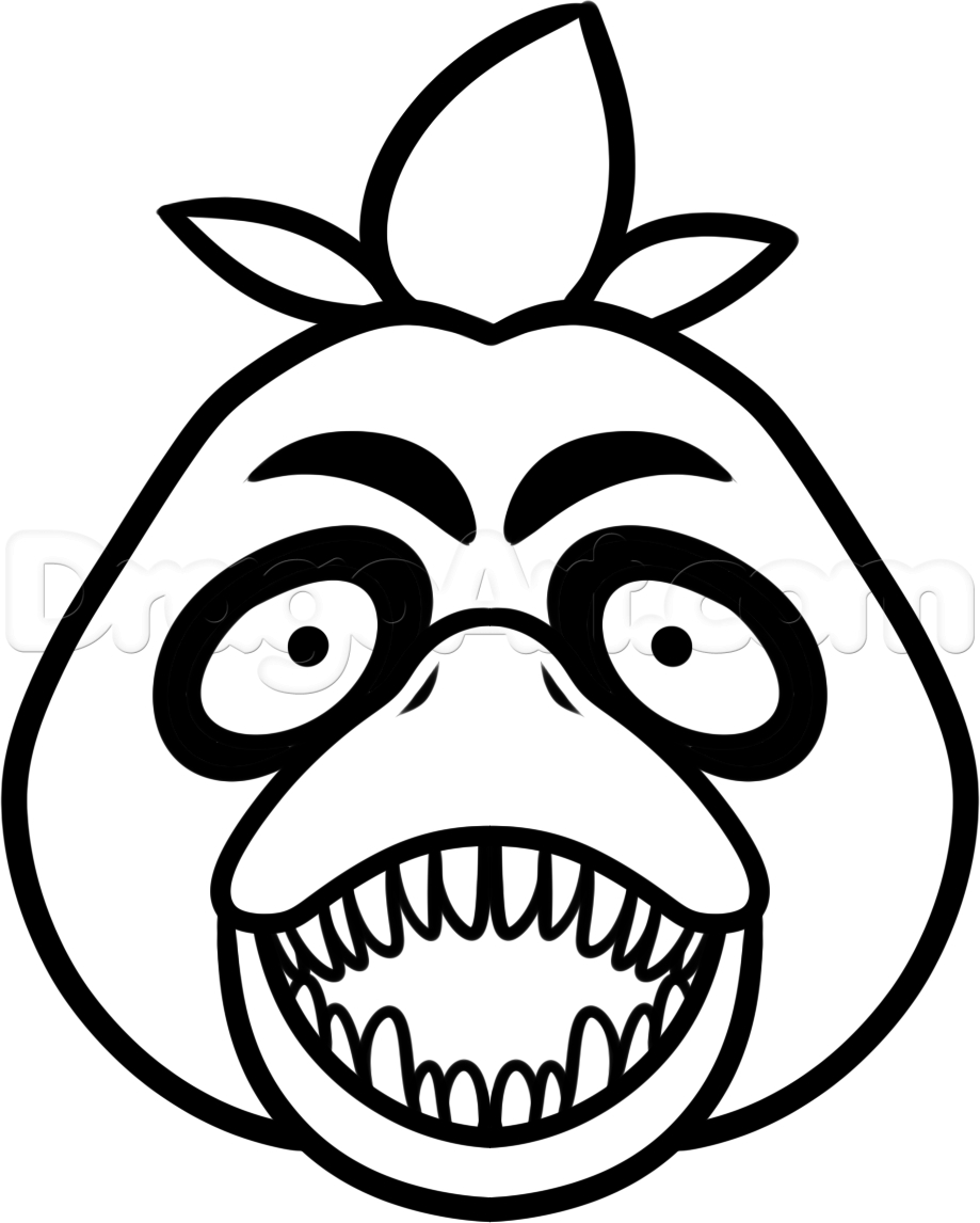 919x1146 Cool Fnaf Coloring Sheets Fnaf Title Colouring Pages Free
