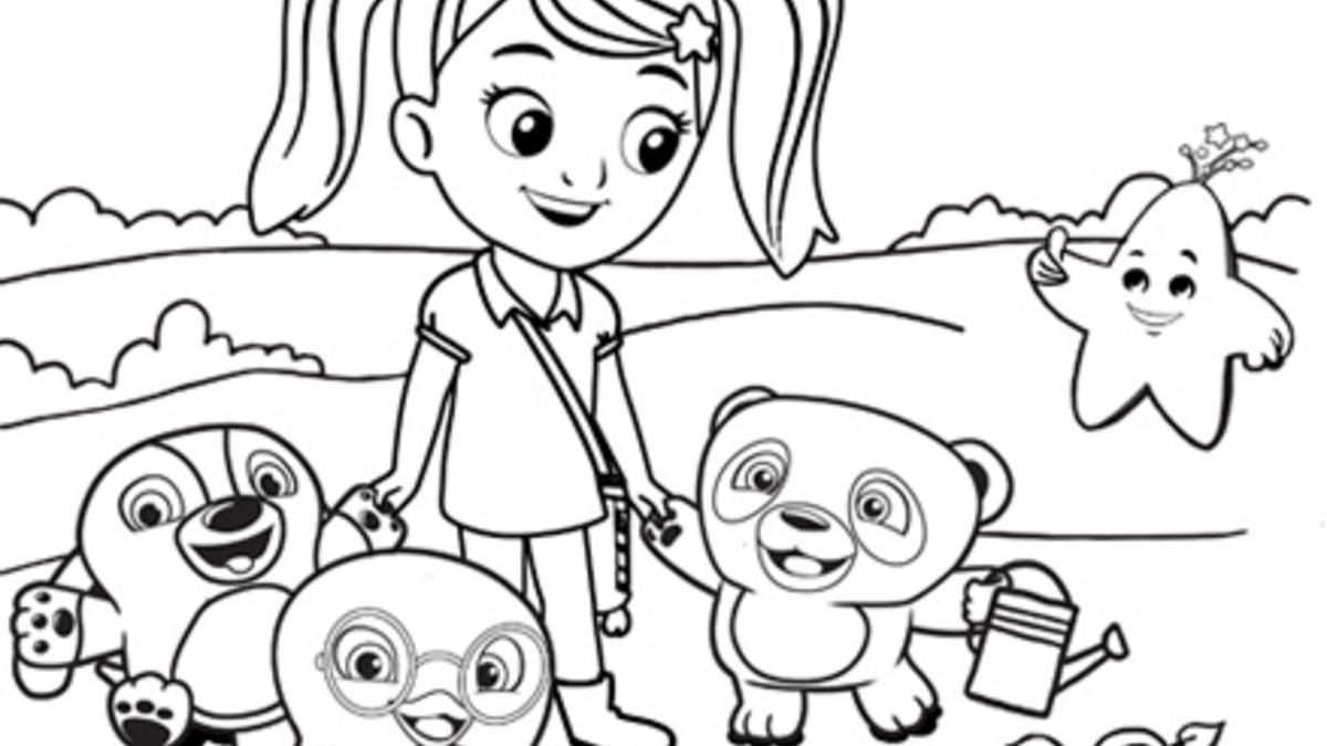 1200x675 Photo To Coloring Page