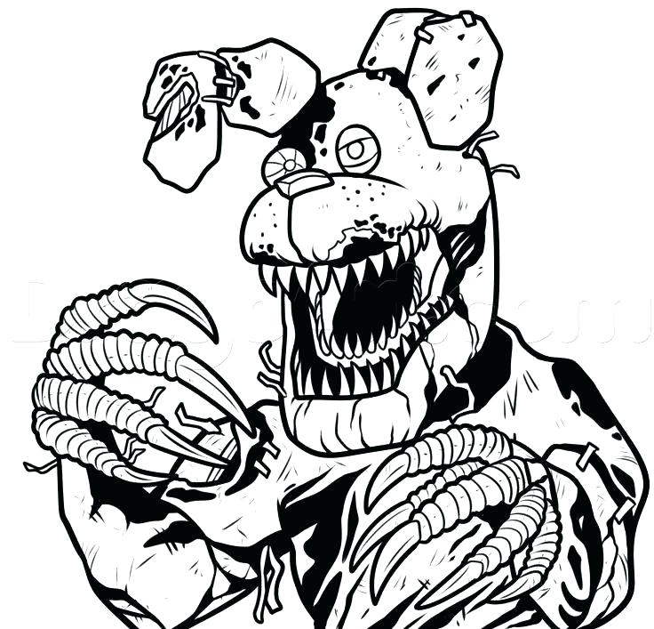 736x707 Toy Chica Coloring Pages Pizza Coloring Pages Fnaf Toy Chica
