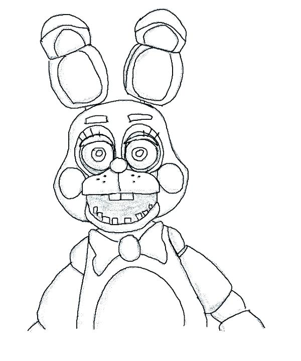 600x720 Coloring Pages Chica Coloring Pages Nightmare Coloring Pages Fnaf