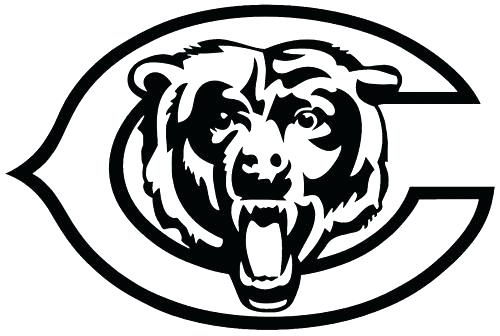 500x336 Chicago Bears Coloring Pages Bears Coloring Pages Bears Bears