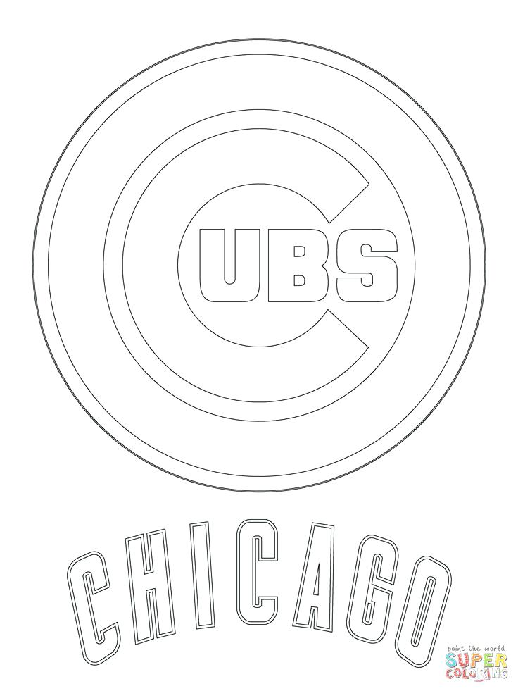 736x981 Chicago Bears Coloring Pages Best Ideas About Cubs Baseball
