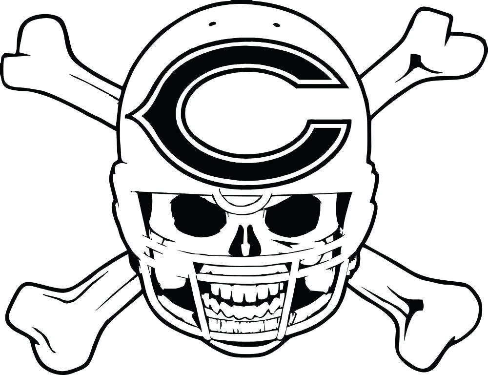 1000x768 Chicago Bears Coloring Pages Coloring Pages Bears Coloring Pages